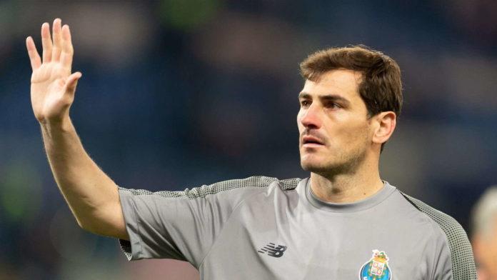Casillas : Saya Ingin Di Porto Hingga Pensiun