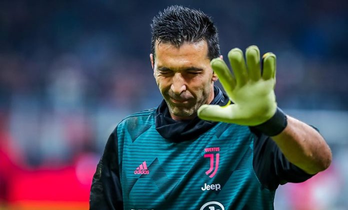 Buffon Siap Perpanjang Kontrak di Juve