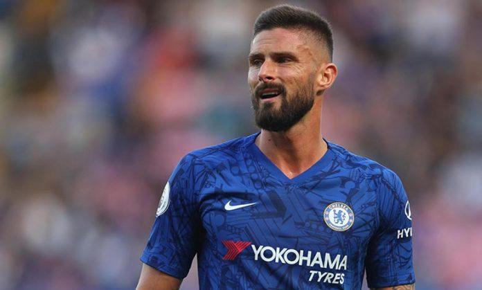 Chelsea Ingin Pertahankan Olivier Giroud