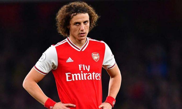 David Luiz Tinggalkan Arsenal Dengan Bebas Transfer?
