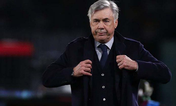 Carlo Ancelotti Dapat Kabar Buruk