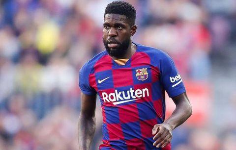 Umtiti Akan Barcelona Pinjamkan?