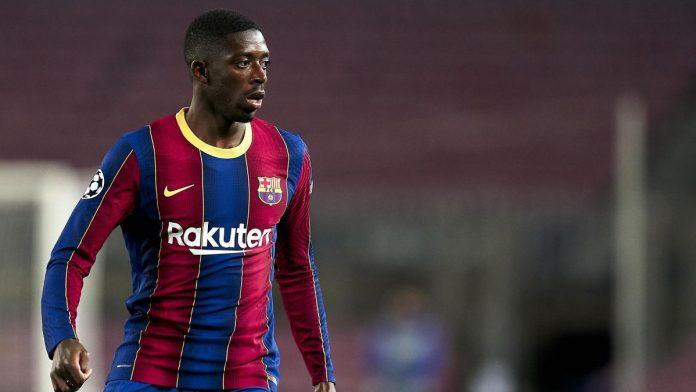 Barcelona Khawatir Dengan Situasi Kontrak Ousmane Dembele