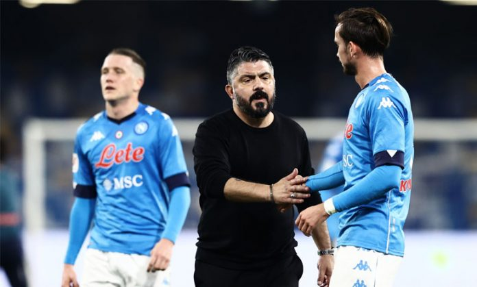 Napoli Menang 6-0, Gennaro Gattuso Tetap Rendah Diri
