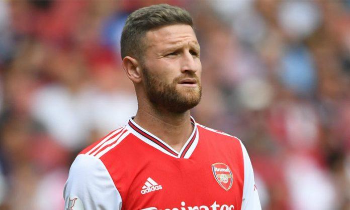 Shkodran Mustafi Disebut Bisa Hengkang Dari Arsenal
