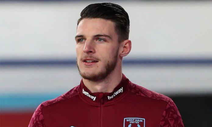 Frank Lampard Ingin Rekrut Declan Rice?