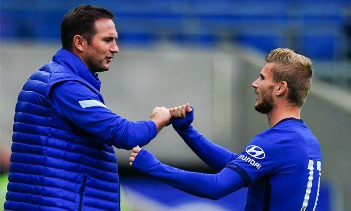 Timo Werner Diberi Kepercayaan Penuh Oleh Lampard