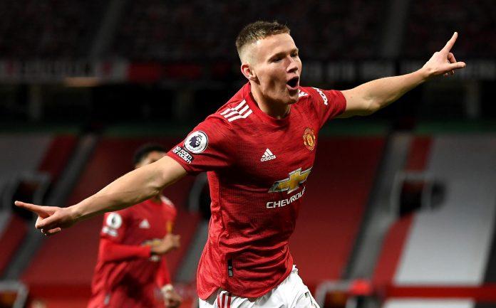 McTominay Ingin Raih Trofi di Manchester United