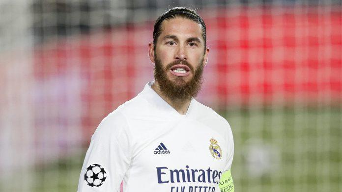 Sergio Ramos Tidak Bisa Membantu Real Madrid di Laga Penting