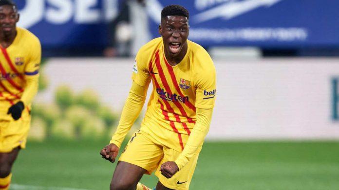 Ilaix Moriba : Gol Pertama Untuk Barcelona Sangat Luar Biasa