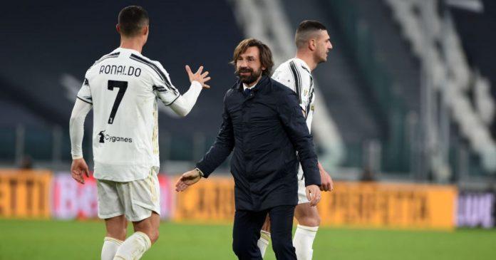 Pirlo : Ini Adalah Pertandingan Cristiano Ronaldo