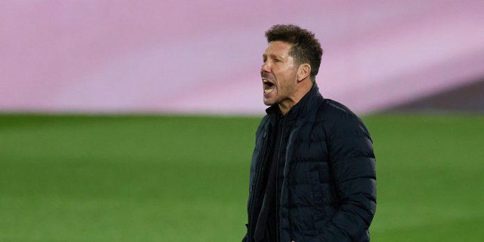 Diego Simeone : Saya Tidak Akan Menonton Madrid Bermain