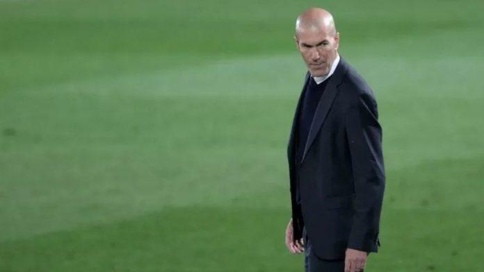 Real Madrid : Kepergian Zidane Kesepakatan Bersama