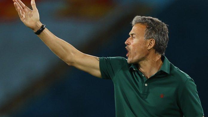 Pelatih Spanyol, Luis Enrique : Kami Kesulitan Mencetak Gol