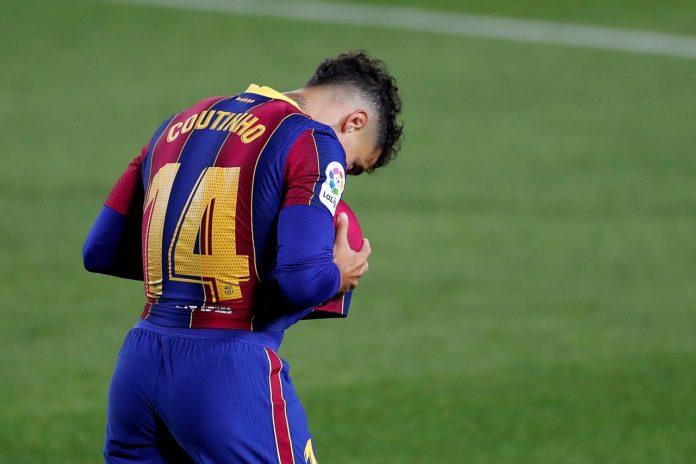 Philippe Coutinho Akan Dipinjamkan ke Inggris?